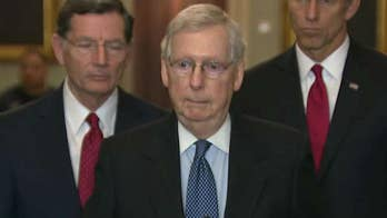 Sen. Mitch McConnell says anti-Semitism has become 'fashionable'