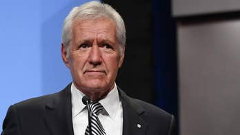 Alex Trebek was 'writhing in pain' between 'Jeopardy!' tapings battling cancer