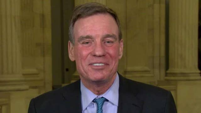 Sen. Warner: I've never seen this many contacts between a campaign and a foreign power