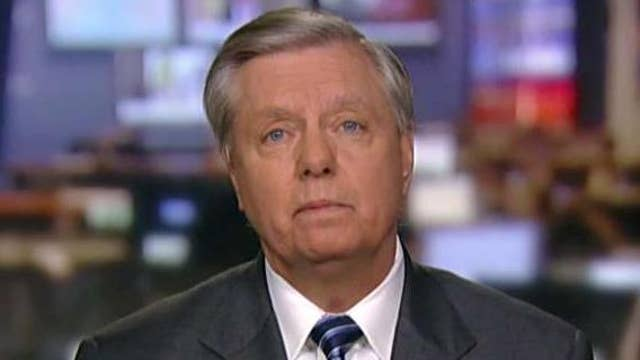 Graham: Trump has a hard time colluding with his own government, so I don't think he colluded with Russia