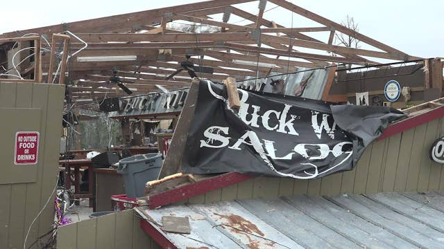 Survivors have new perspective after deadly Alabama tornado