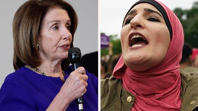 Linda Sarsour calls Pelosi 'typical white feminist'