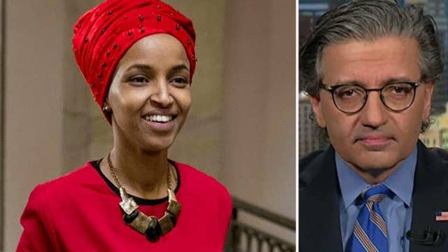 Democrats delay a vote on an anti-Semitism resolution meant to rebuke Rep. Ilhan Omar