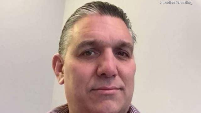 Former pro wrestler 'Big Steve' Tracey is running for mayor of East Haven, Connecticut