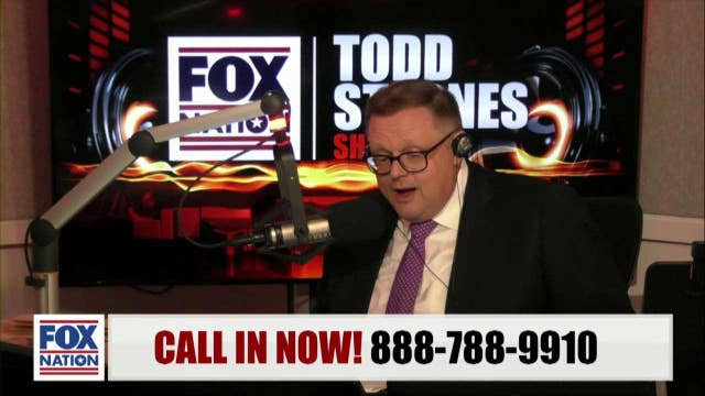 Todd Starnes with Jack Phillips