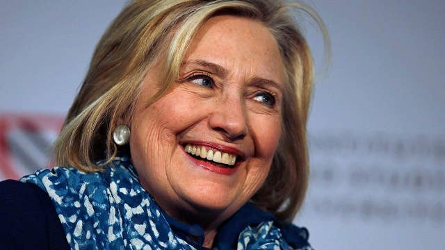 Will Hillary Clinton make a bid for the White House in 2020?