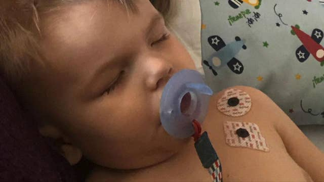 Toddler hospitalized after choking on a piece of popcorn