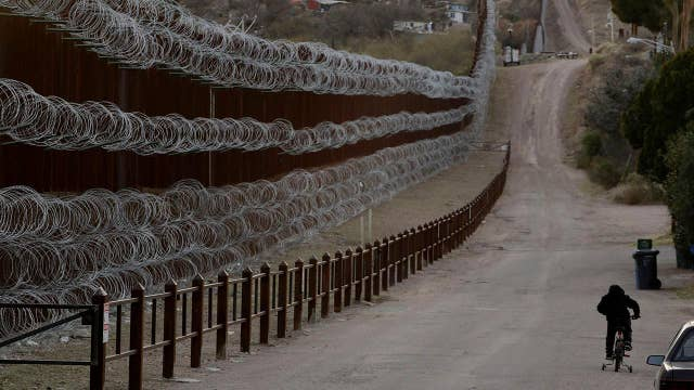 DHS reports illegal immigration at highest rate since 2007