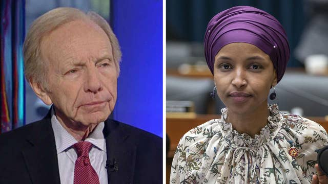 Lieberman says this is a time of 'moral' testing for the House, Omar should be condemned for ant-Semitism