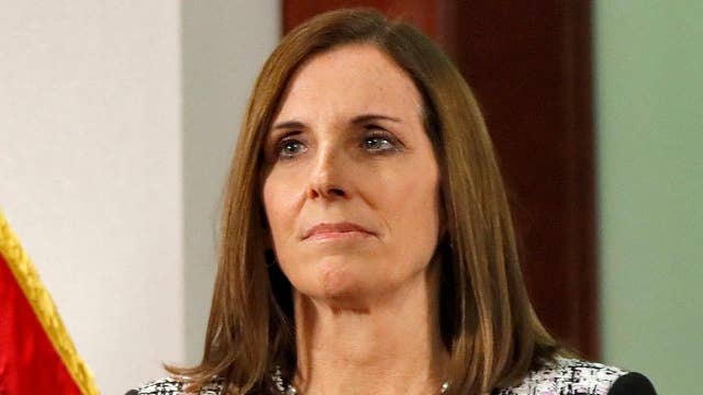 Arizona senator says she was raped while in the military