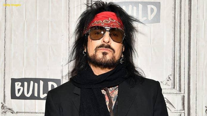 Mötley Crüe's Nikki Sixx talks 'The Dirt,' says Trump spelled band's name wrong in tweet
