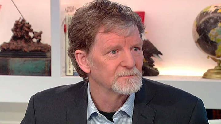 Colorado drops case against Christian baker who refused to bake a cake because of his religious beliefs