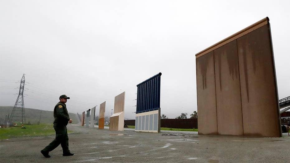 CBP warns Border Patrol is at its 'breaking point' as apprehensions skyrocket
