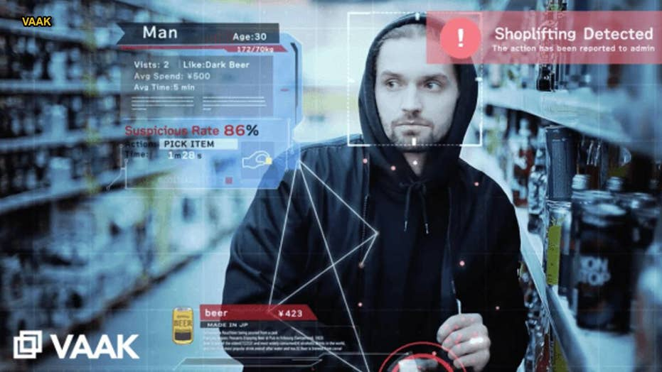 Creepy AI will reportedly spot shoplifters before they steal