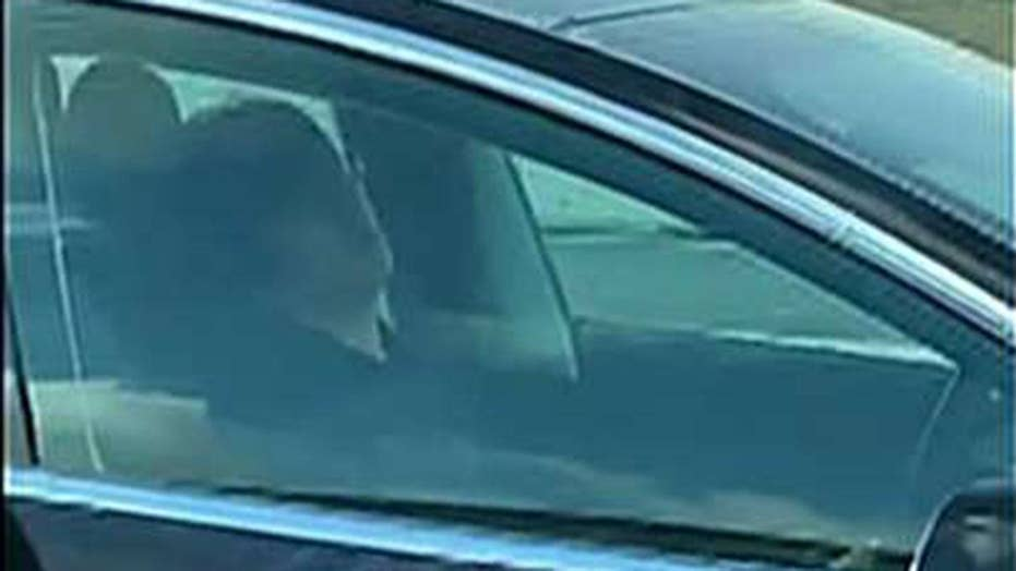 Video of driver 'straight snoozing going 75 mph' in his Tesla Model