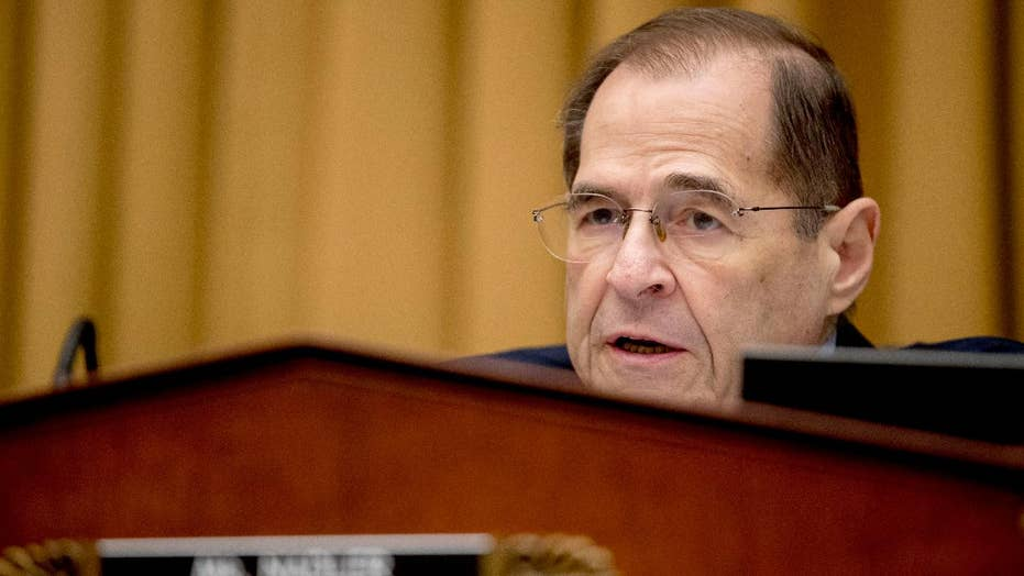 Chairman of the House Judiciary Committee Rep. Nadler issues document demands to 81 people in Trump probe