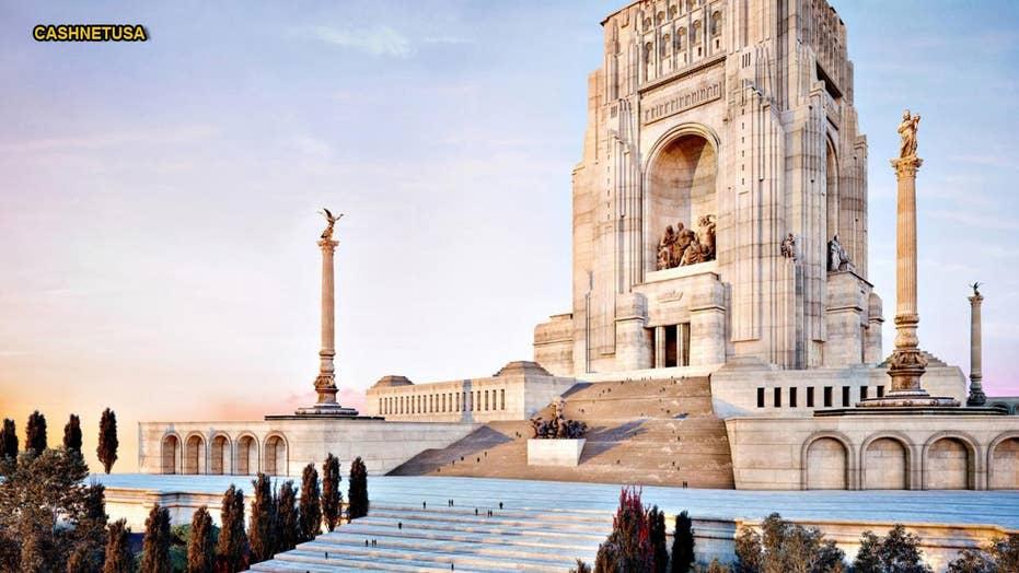 AMAZING PICS: Renderings show America's mega-monuments that were never built