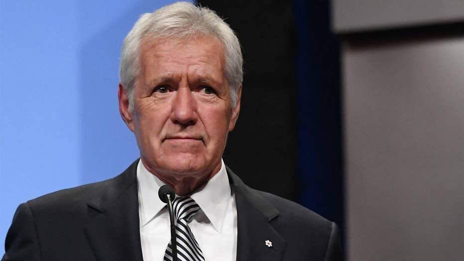 Alex Trebek's cancer diagnosis inspires reactions from celebrities