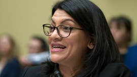 Rashida Tlaib's removal from committees urged by Zionist Organization of America