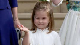 Prince William admits to watching YouTube videos to style Princess Charlotte's hair
