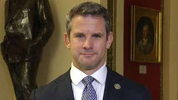 Border crisis at standstill because 'no one wants to give the other side a victory': Rep. Kinzinger