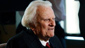 Franklin Graham: My father Billy Graham's legacy lives on, one year after his death