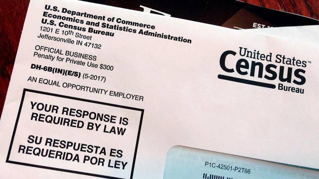 Judge rules 2020 census citizenship question is unconstitutional