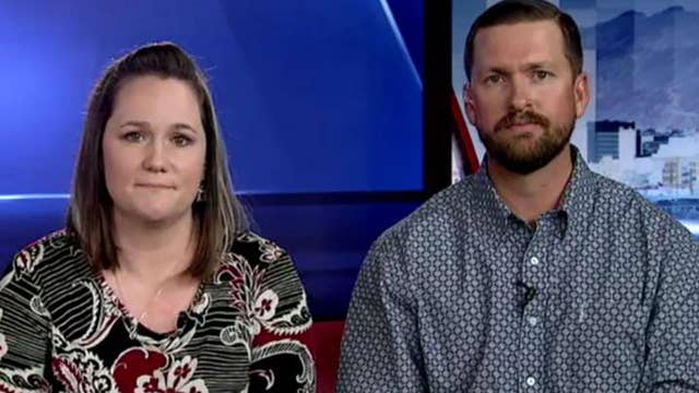 New Mexico family begging President Trump to build the border wall