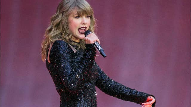 Taylor Swift says she will use her 'influence' against disgusting political rhetoric