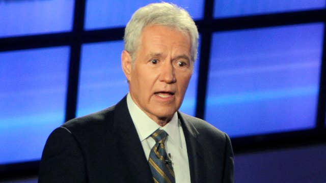 Fans, fellow TV hosts and famous 'Jeopardy!' contestants rally behind Alex Trebek