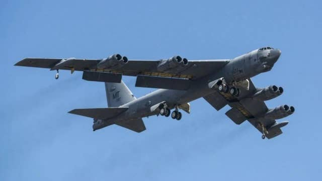 Air Force fast tracks new war machines like hyper-sonic weapons, B-52 engines