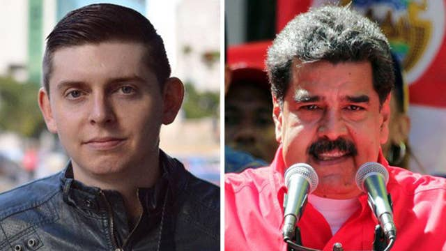 American journalist detained and released by Maduro regime in Venezuela