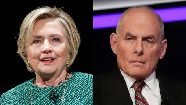 John Kelly reveals he would have worked for Hillary if she won
