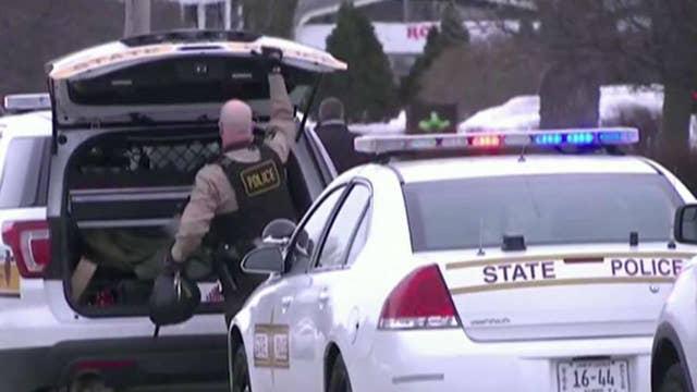 Officials: Deputy dies after being shot at hotel while serving arrest warrant