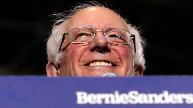 Bernie Sanders begins three-day tour of Iowa