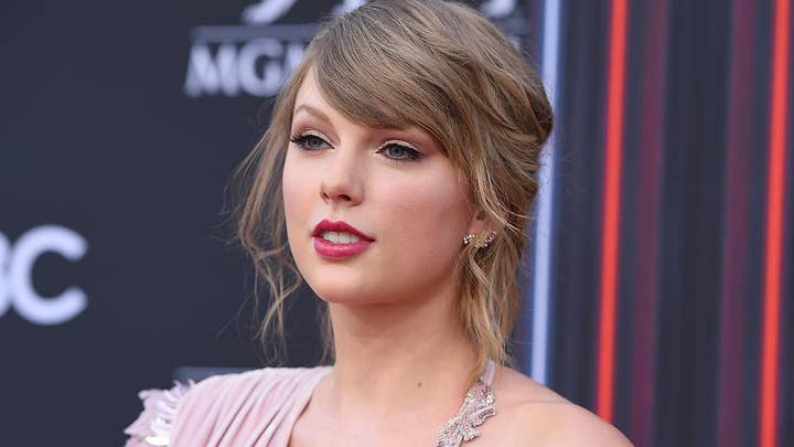 Taylor Swift 'informed enough' to talk politics