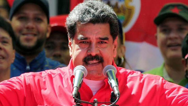 US to increase economic, political pressure on Maduro regime in Venezuela