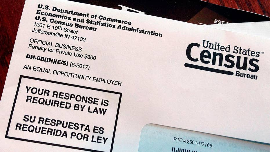 Judge rules 2020 census citizenship question is unconstitutional.