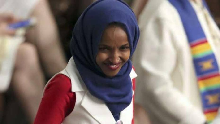 Accusations of anti-Semitism against Rep Omar dividing Congress