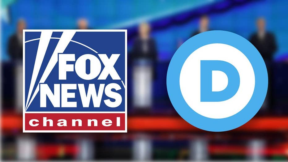 DNC rejects Fox News as a host for 2020 presidential primary debates