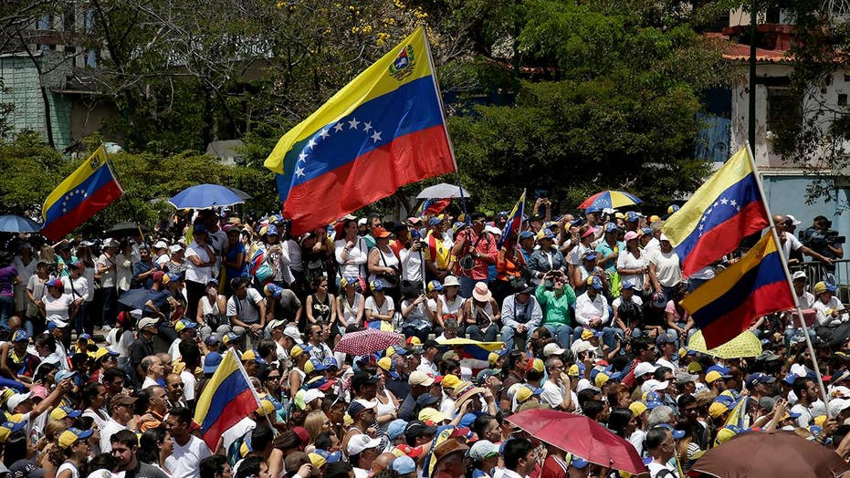 Senate subcommittee opens hearing on path to democracy in Venezuela
