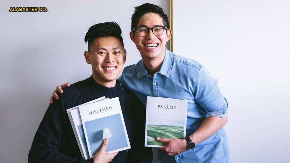 Millennials create a Bible for the Instagram generation