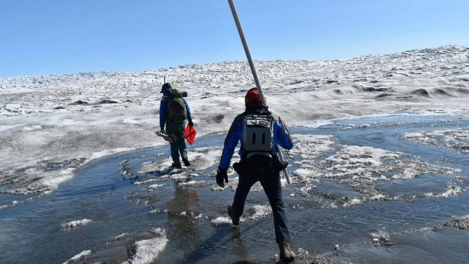 Rain is melting Greenland ice sheet even in winter