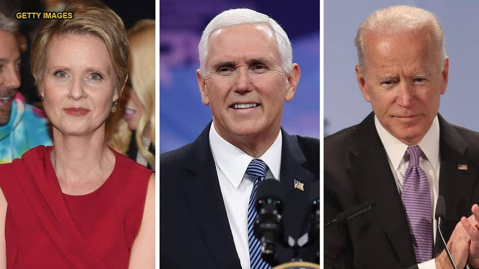Cynthia Nixon calls Mike Pence 'insidious' in new op-ed: Gets little media reaction