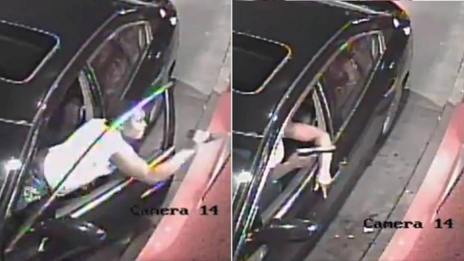 Angry Wendy's customer pulls gun on worker at drive-thru window