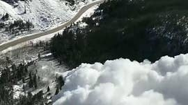 Hikers warned to watch out for undetonated bombs in Colorado mountains from avalanche mitigation