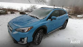 2019 Subaru Crosstrek Hybrid: A green all-terrain machine