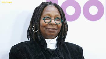 Whoopi Goldberg talks double standard on 'The View:' 'They're paying us for our opinions'