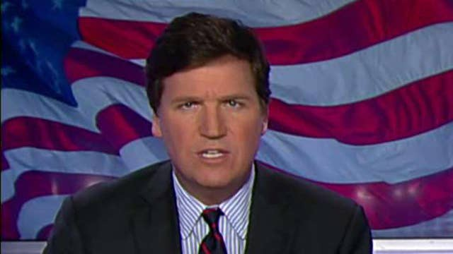 Tucker: Fox News is committed to free speech for all thumbnail