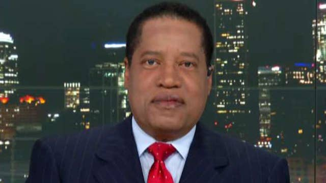 Larry Elder: Wearing a MAGA hat in Santa Monica is asking somebody to hit you in the face thumbnail